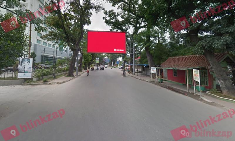 Sewa Billboard - Billboard EKA-002, Jalan Yos Sudarso Kota Medan - kota medan