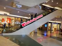 sewa media Escalator Sticker Escalator  KOTA JAKARTA UTARA Mall