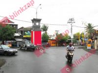 sewa media Billboard Billboard  Jl.Gajah Mada Seriri (C) KABUPATEN BULELENG Street