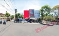sewa media Billboard Billboard Jl. Dipenegoro - Perempatan Teling  KOTA MANADO Street