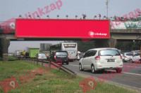 sewa media Billboard lk_Tol Jakarta-Tangerang km. 12+900  B. KOTA TANGERANG Street
