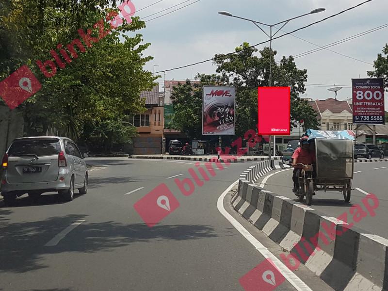 Sewa Billboard - Baliho Jl Cinge Simp. Mongonsidi  - kota medan