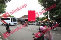 sewa media Billboard Billboard 4x6 WR Supratman - Siulan KOTA DENPASAR Street