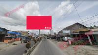 Billboard Jl.SM.Raja - Sidikalang