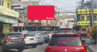 Billboard BW012 - Jl. Zainul Arifin simp Teuku Umar