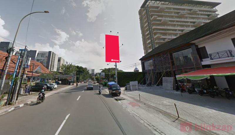 Sewa Billboard - Billboard 057B_KemangMadrasah_DariBangka - kota jakarta selatan