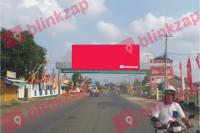 sewa media Billboard Billboard LUTAPBB02, Jalan Alamsyah Ratuperwira Negara - Kabupaten Lampung Utara KABUPATEN LAMPUNG UTARA Street