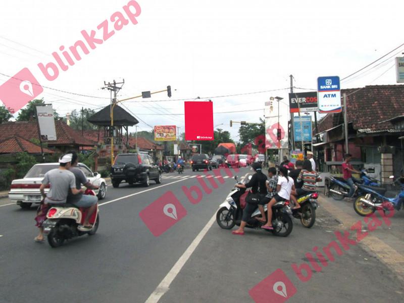 Sewa Billboard - Baliho Pasar Tegal Cangkring Negara - kabupaten jembrana
