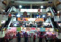 sewa media Neon Box Neon Box Ralling Grand Hall KOTA JAKARTA PUSAT Mall