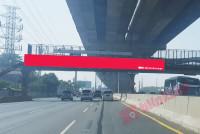 Billboard JPO Jl. Tol Jakarta - Cikampek KM 27+100 A