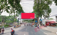 sewa media Billboard Billboard Jl. R. Soeprapto ( Depan Swalayan Luwes )a KABUPATEN GROBOGAN Street