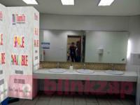 sewa media Sticker Toilet Thamrin KOTA JAKARTA PUSAT Mall