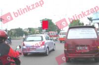 sewa media Billboard Baliho PLBAYBL02, Jalan Jenderal Ahmad Yani - Kota Palembang KOTA PALEMBANG Street