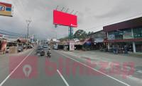 sewa media Billboard Billboard FO Style Megamendung Puncak A KABUPATEN BOGOR Street