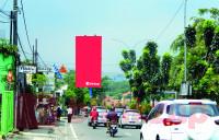 sewa media Billboard Billboard Ir. H. juanda Perbatasan Tangerang KOTA TANGERANG SELATAN Street
