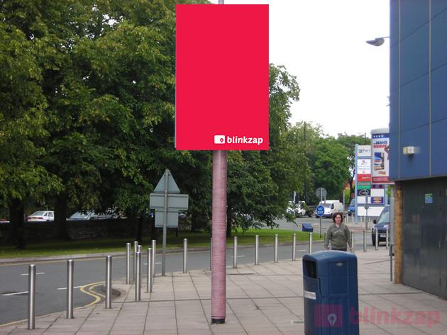 Sewa Neon Box - Poly Sign Taman Mini Square - kota jakarta timur