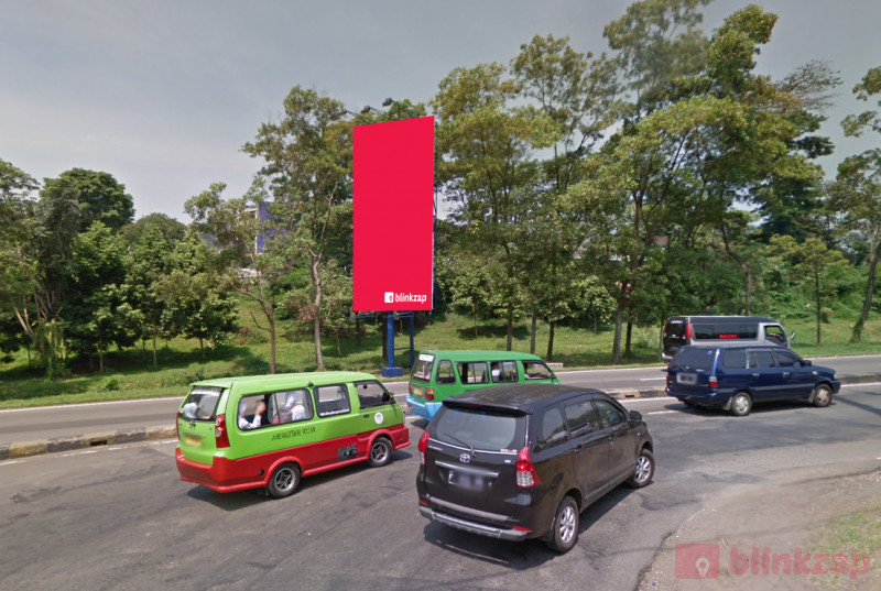 Sewa Billboard - Billboard EXIT TOL BOGOR BARANANGSIANG  - kota bogor