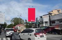 sewa media Billboard Billboard Jl. Sudirman (Simp 3 Damai-view dari BP) Balikpapan ADM KOTA BALIKPAPAN Street