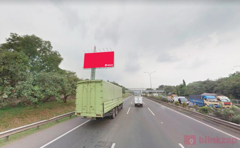 Sewa Billboard - Billboard Tol Lingkar Luar KM 43+400 B - kota bekasi