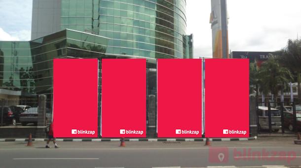 Sewa Billboard - Trans Studio Mall - Baligho - kota bandung