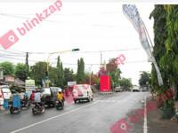 sewa media Billboard Billboard Jl.Sudirman Perempatan Seririt (A) KABUPATEN BULELENG Street
