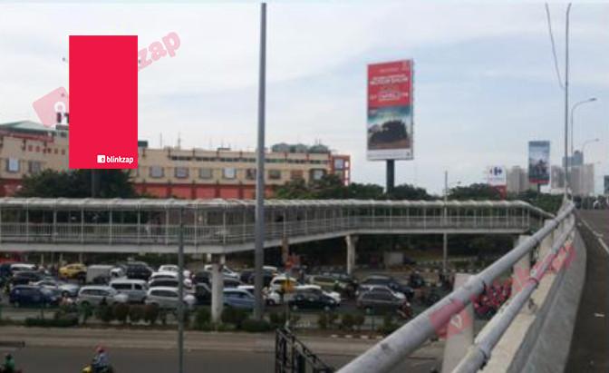 Sewa Billboard - Billboard ITC Depan Cempaka Mas 1 MG - kota jakarta pusat