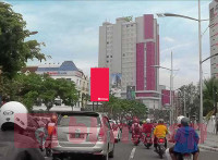sewa media Billboard Billboard Jl. Raya Gubeng 66 (Deboliva) KOTA SURABAYA Street