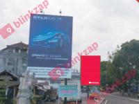 sewa media Billboard Baliho 4x6 Jl.Raya Pesiapan KABUPATEN TABANAN Street