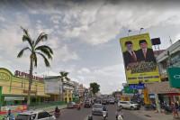 sewa media Billboard JMB39 KOTA JAMBI Street