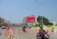 sewa media Billboard Billboard MGM_55, Jalan AH Nasution / Jalan M.Basir Underpass Titi Kuning - Kota Medan KOTA MEDAN Building