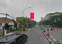sewa media Billboard Billboard Jl. Sukajadi/Pasirkaliki ( View Menuju PVJ Mall Bandung) KOTA BANDUNG Street