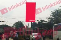 sewa media Billboard Billboard Jl. Raya Serang Pintu Tol Ciujung KABUPATEN SERANG Street