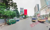 sewa media Billboard Billboard Jl. Jendral Sudirman Tangerang City, Tangerang  KOTA TANGERANG Street