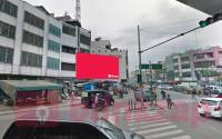 sewa media Billboard Billboard Jl. Yos Sudarso Simp. Pertempuran KOTA MEDAN Street