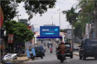 sewa media Billboard BDLZABB21 KOTA BANDAR LAMPUNG Street