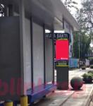 LED Halte Jalan Riau