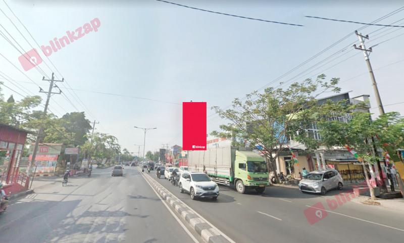 Sewa Billboard - Billboard Jl. Majapahit ( Lottemart ) b - kota semarang