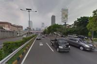 sewa media Billboard JST2-018 KOTA JAKARTA SELATAN Street
