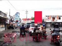 sewa media Billboard Billboard Jl Raya Kediri Tulungagung (Pertigaan Pasar Ngadiluwih) Kediri KABUPATEN KEDIRI Street