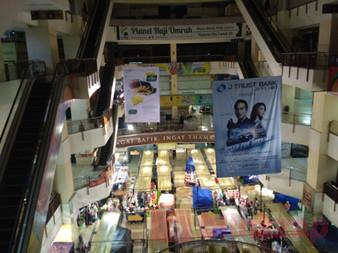 Sewa Banner - Hanging Banner Thamrin - kota jakarta pusat