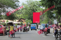 sewa media Billboard MLG 019 - Kota Malang Jl. Trunojoyo (RM Ocen Garde KABUPATEN PEMALANG Street