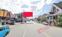 sewa media Billboard Billboard Jl. Marthadinata (Depan RM. Duta Minang) A KOTA MANADO Street