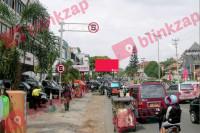 sewa media Billboard Billboard BDLTUBB01 - Kota Bandar Lampung KOTA BANDAR LAMPUNG Street
