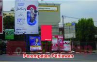 sewa media Billboard Baliho Jalan Siliwangi - Cibadak, Sukabumi KOTA SUKABUMI BNN