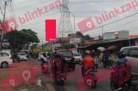 sewa media Billboard Billboard Jl. KH. Hasyim Ashari Ciledug Indah KOTA TANGERANG Street