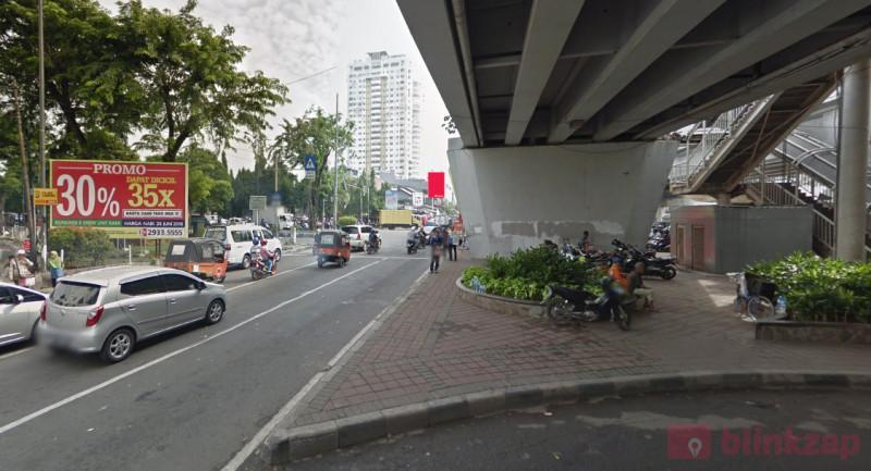 Sewa Billboard - Billboard-92_JembatanDua_Perempatan - kota jakarta utara