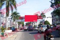 sewa media Billboard Billboard BDLRIBB04 - Kota Bandar Lampung KOTA BANDAR LAMPUNG Street