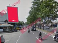 sewa media Billboard 235 Ring Road Gagak Hitam Simp Pasar I  KOTA MEDAN Street