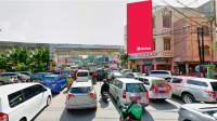 sewa media Billboard Billboard BW010 -  Jl. Pandu simp Plangkaraya KOTA MEDAN Street
