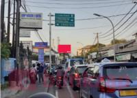sewa media Videotron / LED Videotron Jl.Dewi Sartika - Bali KABUPATEN BADUNG Street